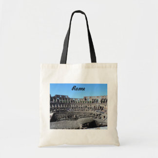 Colosseum- Rome Budget Tote Bag