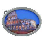Colosseum Rome Belt Buckles