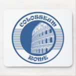 COLOSSEUM ROME BLUE MOUSE PADS