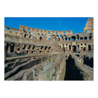 Colosseum, Rome Business Card Template