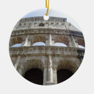 Colosseum Rome Ceramic Ornament