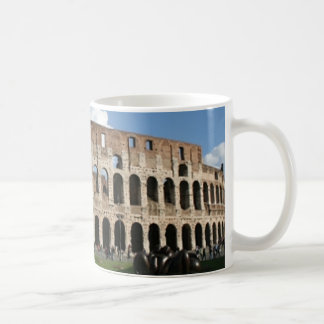 Colosseum Rome Coffee Mugs