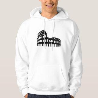 Colosseum Rome Hooded Sweatshirts