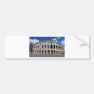 Colosseum, Rome, Italy Bumper Sticker