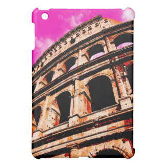 Colosseum, Rome Italy Cover For The iPad Mini