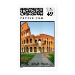 COLOSSEUM, ROME ITALY STAMPS