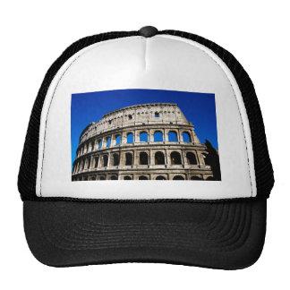 Colosseum Rome Italy Trucker Hat