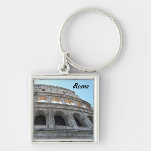 Colosseum- Rome Keychain