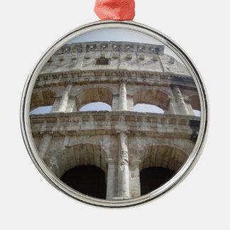 Colosseum Rome Metal Ornament