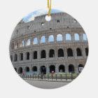 Colosseum Rome On! Ceramic Ornament