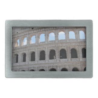 Colosseum Rome On! Rectangular Belt Buckle