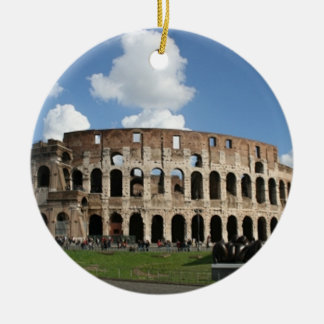 Colosseum Rome Ornament
