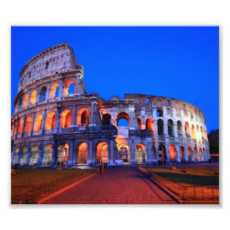 Colosseum Rome Photo Print