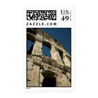"""Colosseum, Rome"" postage stamp"