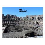 Colosseum- Rome Postcard