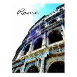 Colosseum, Rome, Postcard