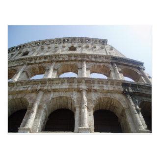 Colosseum Rome Postcard