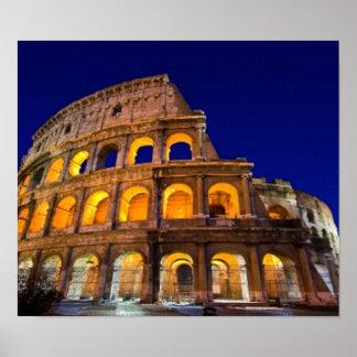 Colosseum Rome Print