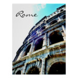 Colosseum, Rome, Poster