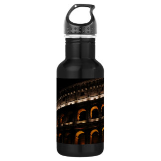 Colosseum, Rome Stainless Steel Water Bottle