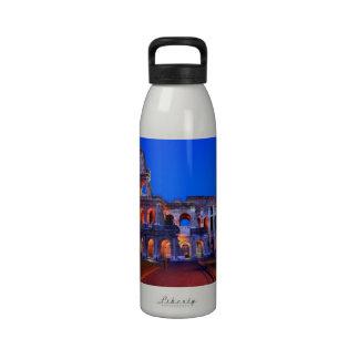 Colosseum Rome Water Bottle