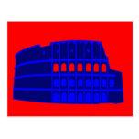 Colosseum Tarjeta Postal