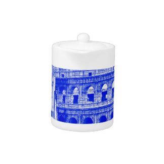 Colosseum Teapot