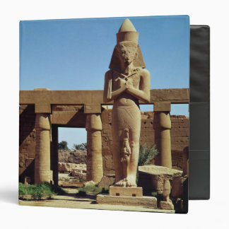 Colossus of Ramesses II: standing statue of 3 Ring Binders