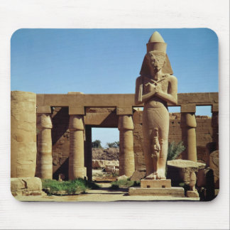 Colossus of Ramesses II: standing statue of Mouse Pad