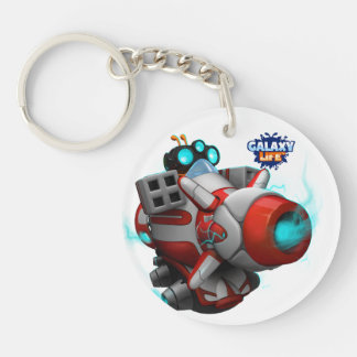 Colossus Single-Sided Round Acrylic Keychain