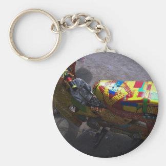 Colouful Ride Keychain