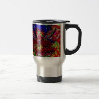 Colour Blast Travel Mug