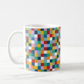 Colour Block #2 Classic White Coffee Mug
