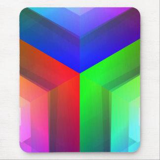 colour deck 4 mouse pad