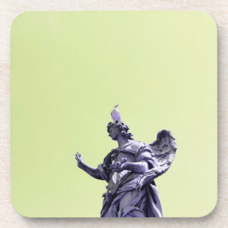 Colour effect, filtered, modern simple photography coaster