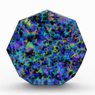 Colour explosion acrylic award