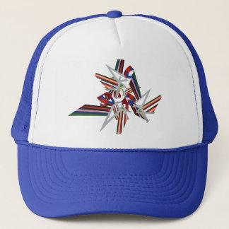 Colour Explosion hats