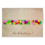 Colour ful Eid Card