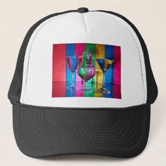 Colour Glass Trucker Hat