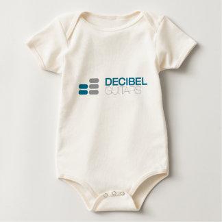 Colour logo on Infants' Baby Bodysuit