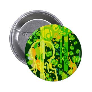 Colour_Me_Pop 2 Inch Round Button