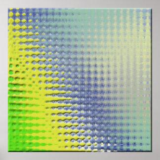 Colour Migration Print