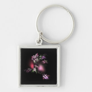 colour-of-nature-fractal keychain