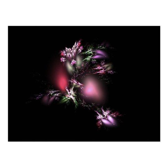 colour-of-nature-fractal postcard