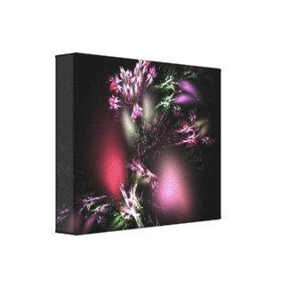 colour-of-nature-fractal stretched canvas prints
