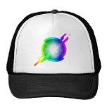 Colour Orb Mesh Hats