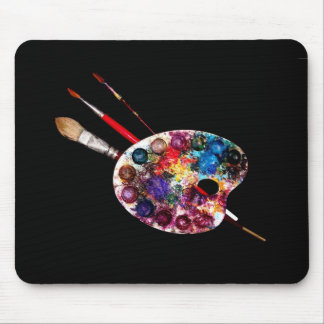 COLOUR PALETTE MOUSE PAD