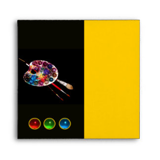 COLOUR PALETTE yellow Envelope