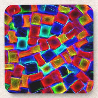 colour riot drink coaster