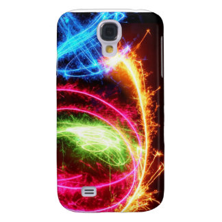 Colour Sparkles Galaxy S4 Cover